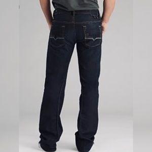 🇮🇹Diesel Shazor Dark Wash Jeans Size 30/L34